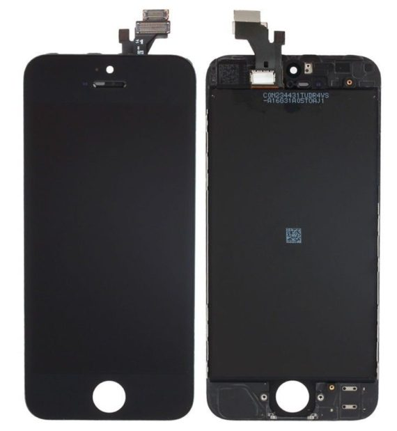 LCD Assembly A/M - iPhone 5 LCD Screen (A/M Quality)  - Black