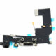 iPhone 5S Charging Port Dock Flex Cable  – Black