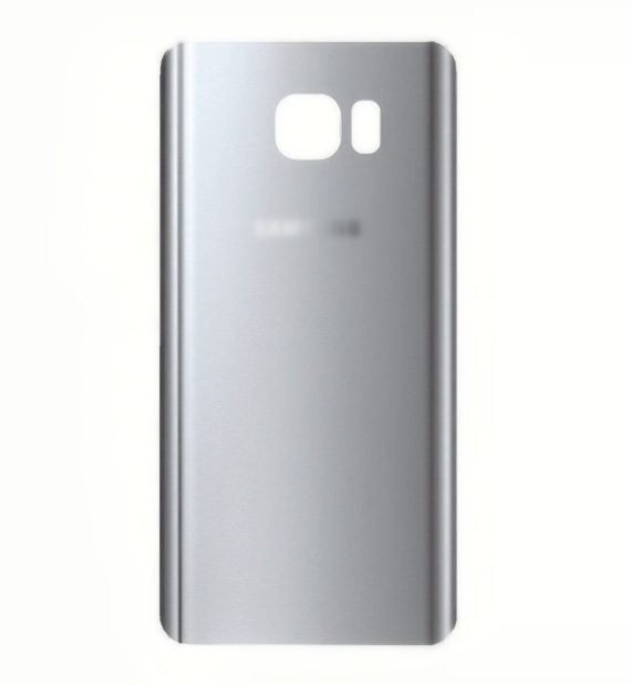Samsung Note 5 Back Glass - Silver