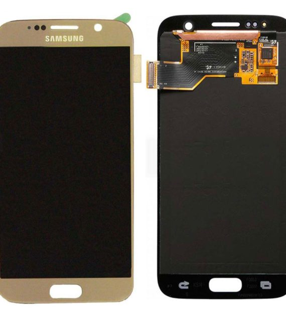 Samsung S7 LCD - Gold
