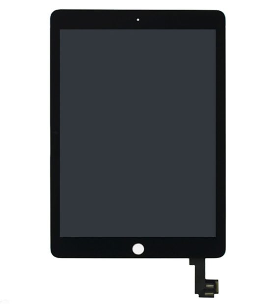 iPad Air 2 Complete LCD Screen Replacement - Black