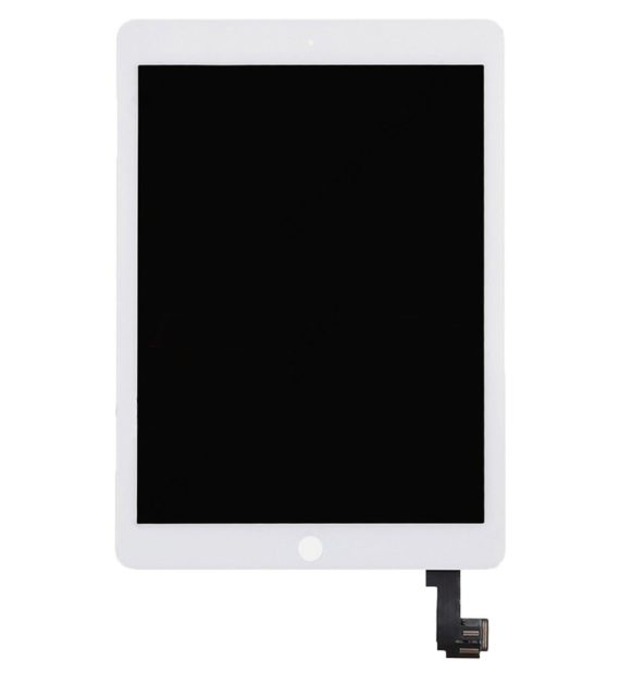 iPad Air 2 Complete LCD Screen Replacement - White