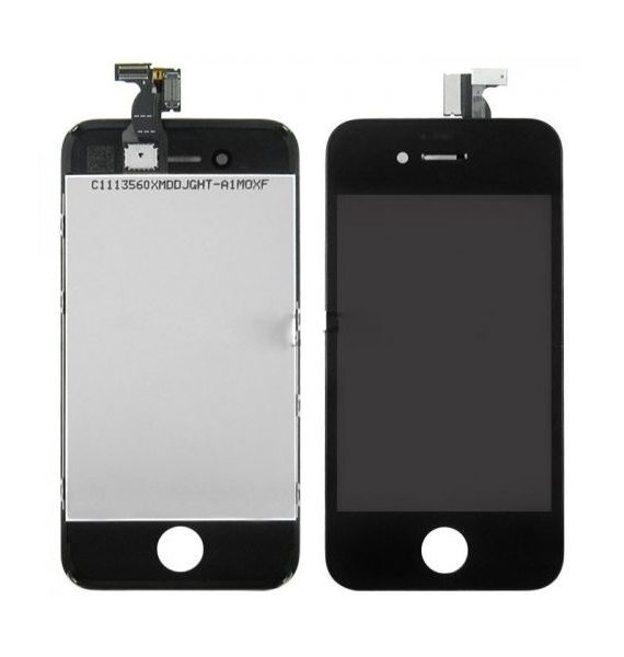 LCD Assembly A/M - iPhone 4S LCD Screen (A/M Quality)  - Black